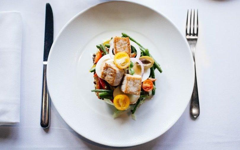 курица салат
