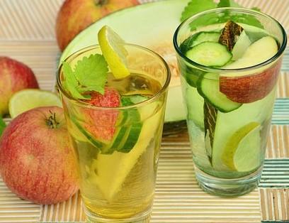 напитки для жаркого лета