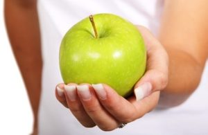 яблочная диета2